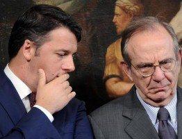 Accordo tra Cassa depositi e prestiti s.p.a. e China State Grid alla presenza del Presidente Renzi